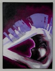 Make it pop, Acrylic on canvas, 40x50cm
