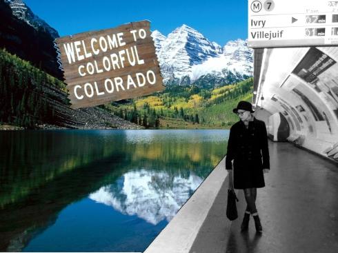 From Paris to Colorado
