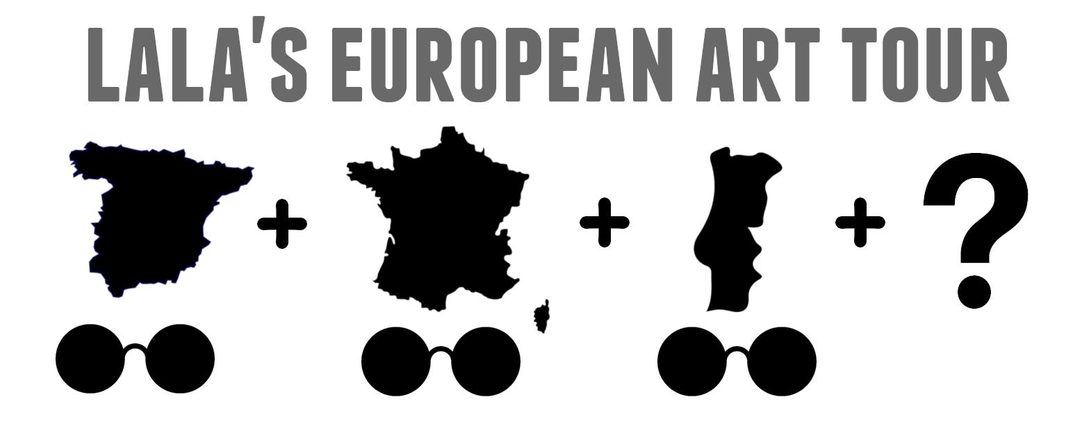 BOAF european art tour